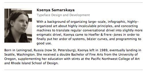 samarskaya ✒ work builds characters